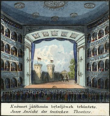 fovarosi.blog.hu: PestiNemetSzinhaz-Belso-1837