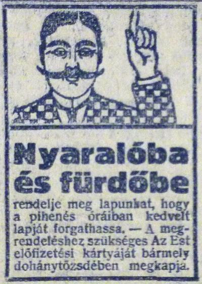 fovarosi.blog.hu: AzEst-1913Junius-Hirdetes