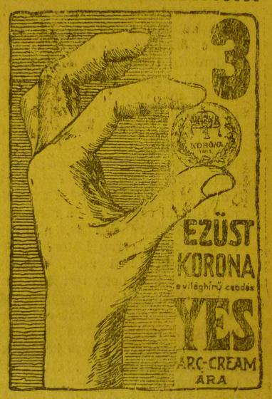 fovarosi.blog.hu: YesPuder-1913Majus-AzEstHirdetes