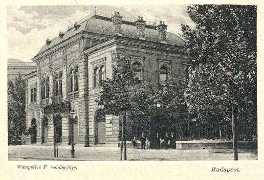 fovarosi.blog.hu: Gundel-1907-Egykor.hu