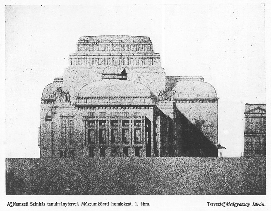 fovarosi.blog.hu: NemzetiSzinhaz-Astoria-Palyazat-1913-MedgyaszayIstvan