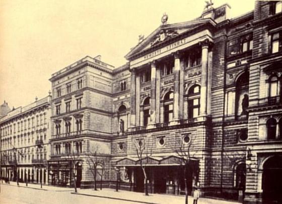 fovarosi.blog.hu: NemzetiSzinhaz-Astoria-1912-Egykor.hu
