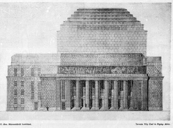 fovarosi.blog.hu: NemzetiSzinhaz-Astoria-Palyazat-1913-ToryEmil-PoganyMoric