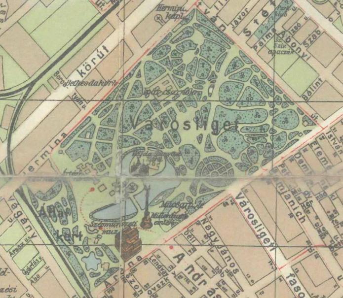 fovarosi.blog.hu: Allatkert-1915-Terkep