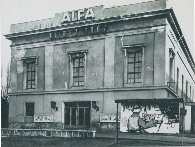 fovarosi.blog.hu: AlfaMozi-1958-Ludovika-Egykor.hu