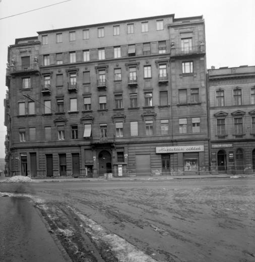fovarosi.blog.hu: Ismeretlen-1960asEvek-fortepan.hu-28615