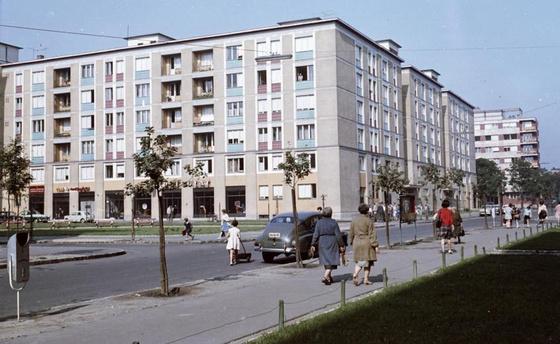 fovarosi.blog.hu: Ismeretlen-1960asEvek-fortepan.hu-29278