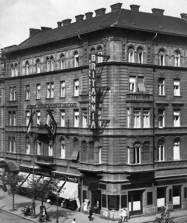 fovarosi.blog.hu: BekeSzallo-1920asEvek-fortepan.hu-32574