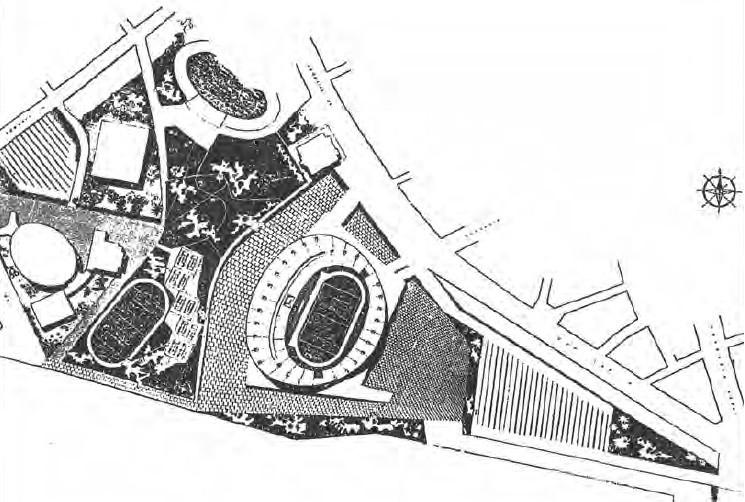 fovarosi.blog.hu: Nepstadion-1949-IfjDavidKaroly-JanakyIstvanTerve