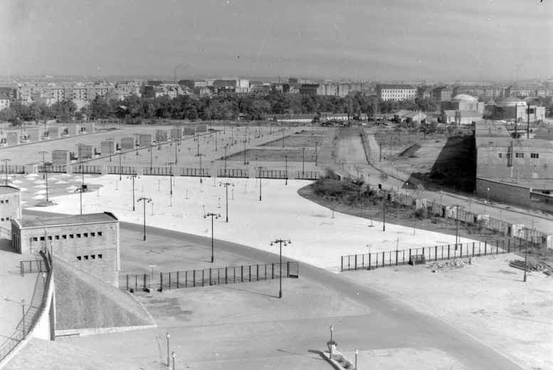fovarosi.blog.hu: Nepstadion-1950esEvek-Fortepan.hu