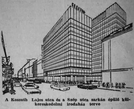 fovarosi.blog.hu: METALIMPEX-KossuthLajosUtca-19640620-MagyarNemzet-02 - indafoto.hu