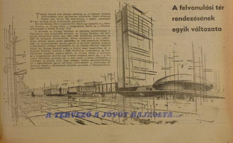 fovarosi.blog.hu: NemzetiSzinhaz-19640829-EstiHirlap - indafoto.hu