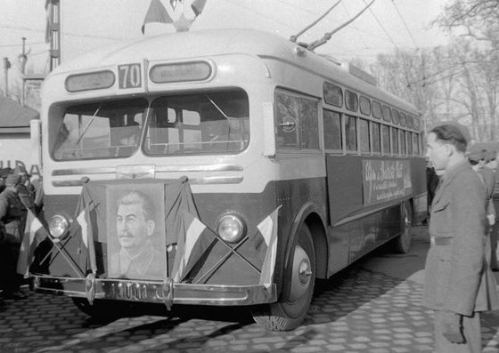 fovarosi.blog.hu: Trolibusz70-1949-Fortepan.hu-16549 - indafoto.hu