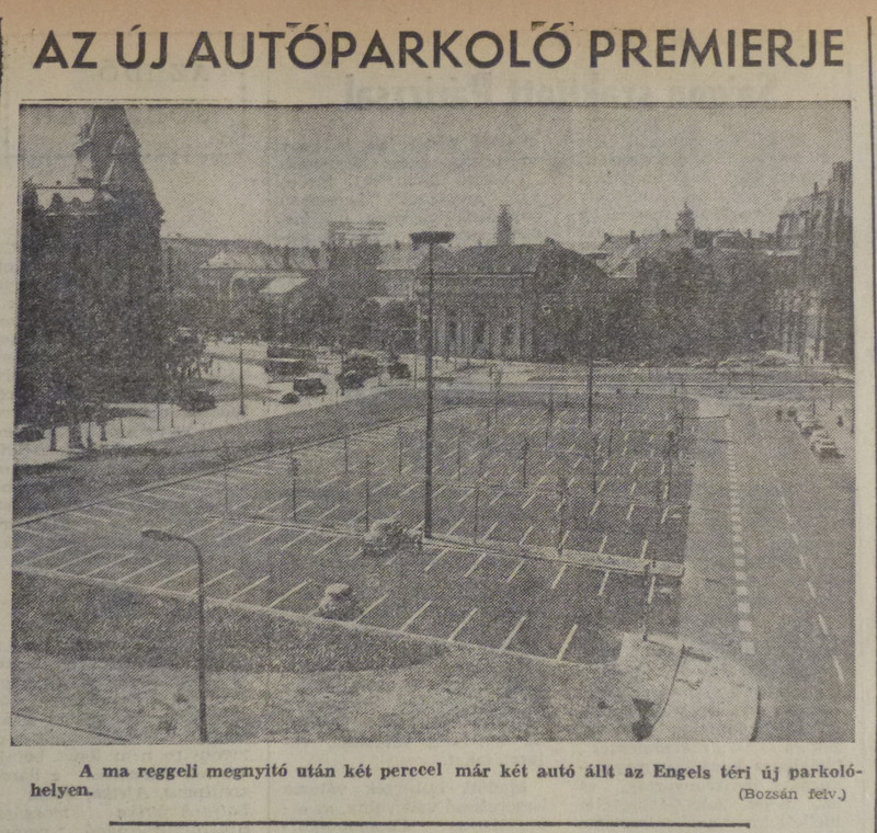 fovarosi.blog.hu: ErzsebetTer-19650624-EstiHirlap - indafoto.hu