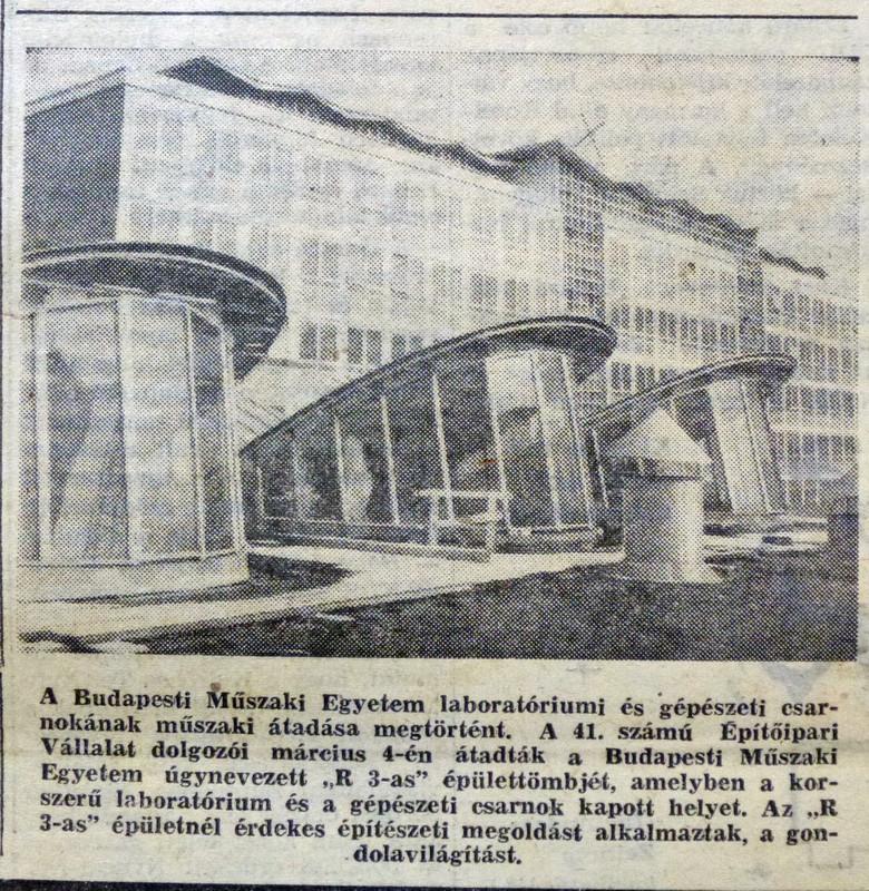 fovarosi.blog.hu: Muegyetem-19650310-Nepszabadsag - indafoto.hu