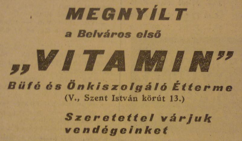fovarosi.blog.hu: SzentIstvanKorut13-196506-MagyarNemzetHirdetes - indafoto.hu