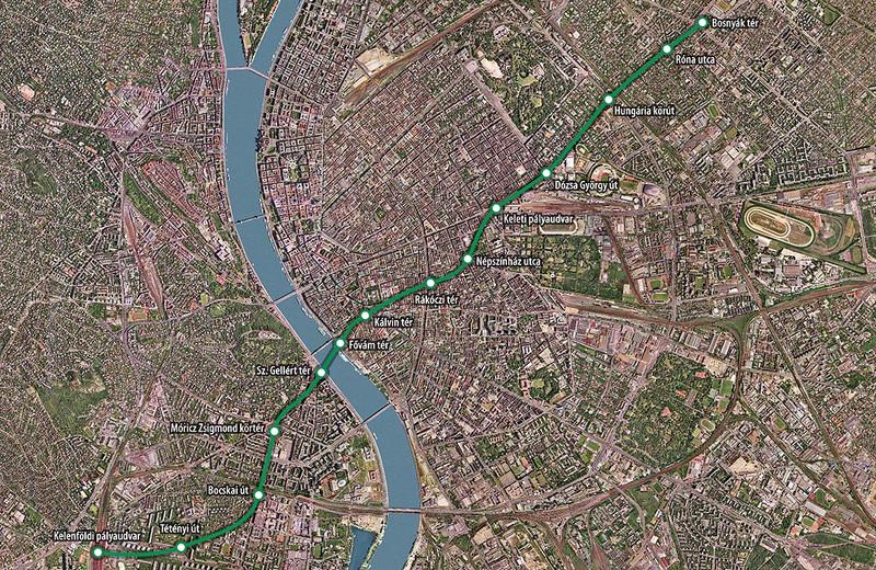fovarosi.blog.hu: Metro4-2007-Vonal - indafoto.hu
