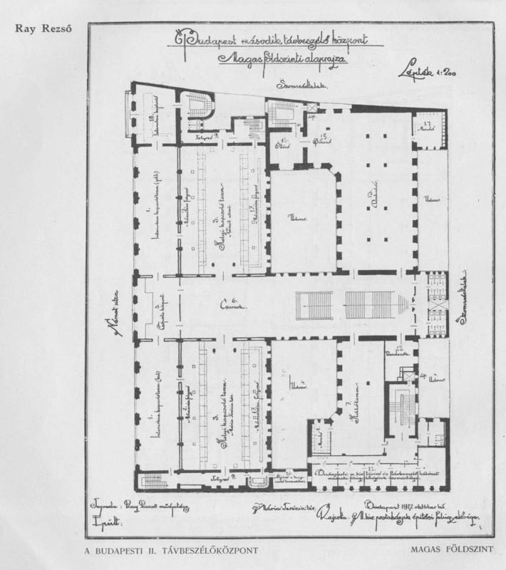 fovarosi.blog.hu: JozsefTelefonkozpont-1917-MagyEpMuv-20 - indafoto.hu