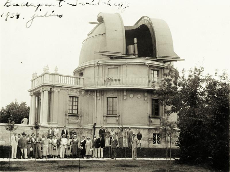 fovarosi.blog.hu: SvabhegyiCsillagvizsgalo-1934-fortepan.hu-85049 - indafoto.hu