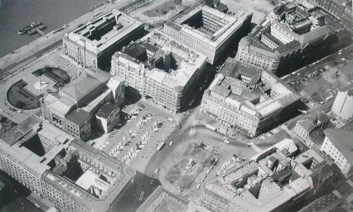 fovarosi.blog.hu: VorosmartyTer-1960asEvek - indafoto.hu
