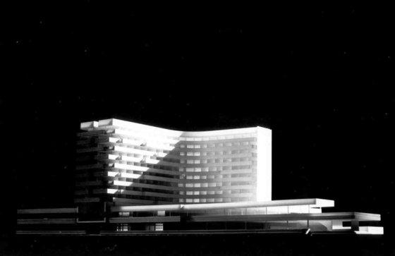 fovarosi.blog.hu: Intercontinental-Marriott-KoraiTerv-02 - indafoto.hu