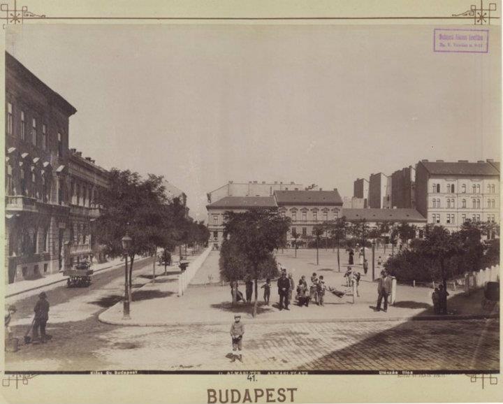 fovarosi.blog.hu: AlmassyTer-1897 - indafoto.hu