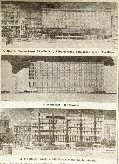 fovarosi.blog.hu: MTAKonyvtar-19661002-Nepszabadsag-02 - indafoto.hu