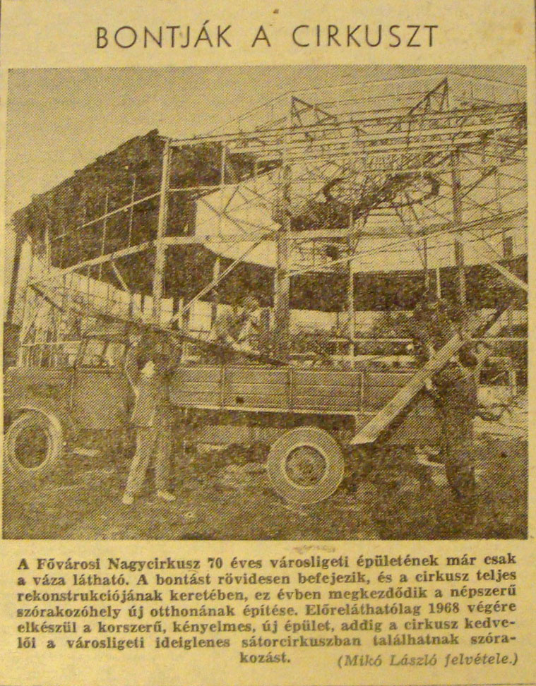 fovarosi.blog.hu: FovarosiNagycirkusz-19670105-Nepszabadsag - indafoto.hu
