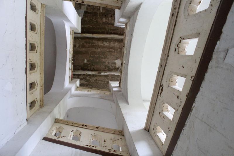 A legszebb lépcsőház lehetett...
