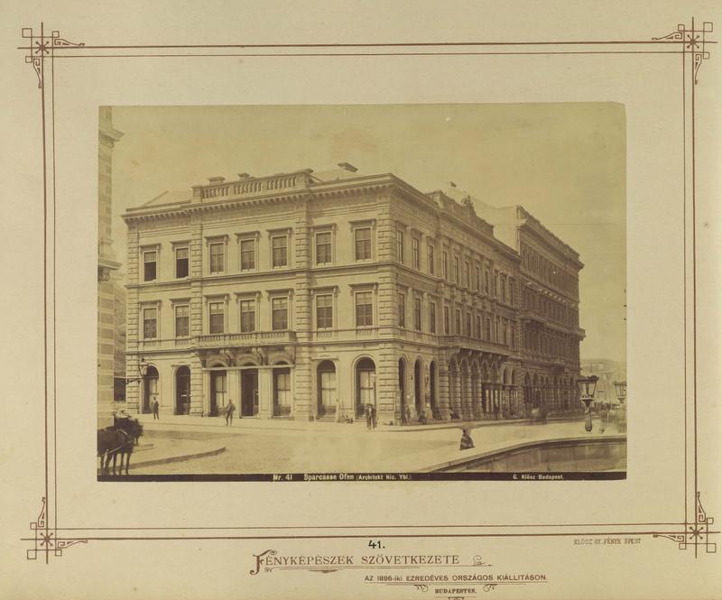 fovarosi.blog.hu: BudaiTakarekpenztar-1880asEvek-KloszGy-fortepan.hu-82097 - indafoto.hu