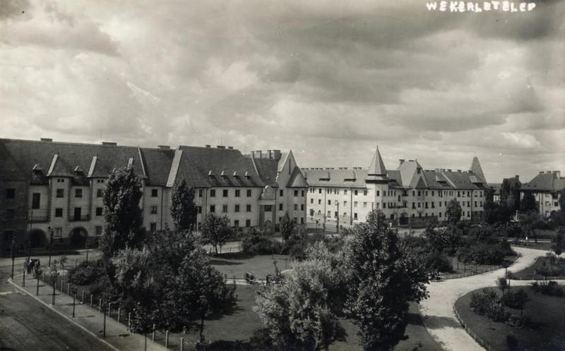 fovarosi.blog.hu: KosKarolyTer-1923Korul-fortepan.hu-128996 - indafoto.hu