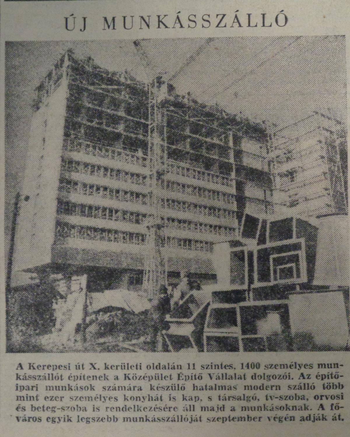 fovarosi.blog.hu: KerepesiUtiMunkasszallo-19680220-Nepszabadsag - indafoto.hu