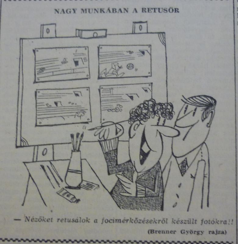 fovarosi.blog.hu: Focimeccs-196805-Karikatura-MagyarNemzet - indafoto.hu