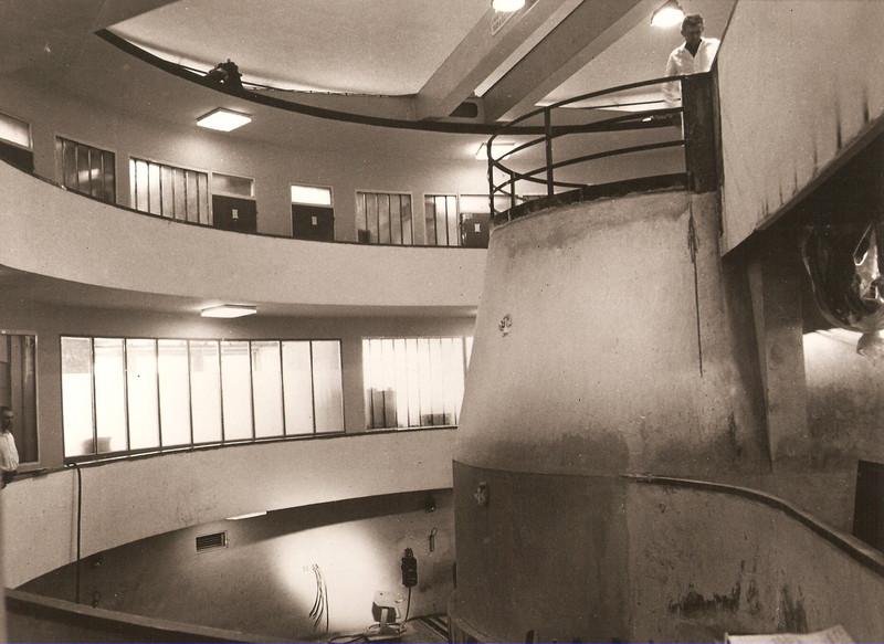 fovarosi.blog.hu: Muegyetem-KiserletiAtomreaktor-Epul-1969 - indafoto.hu