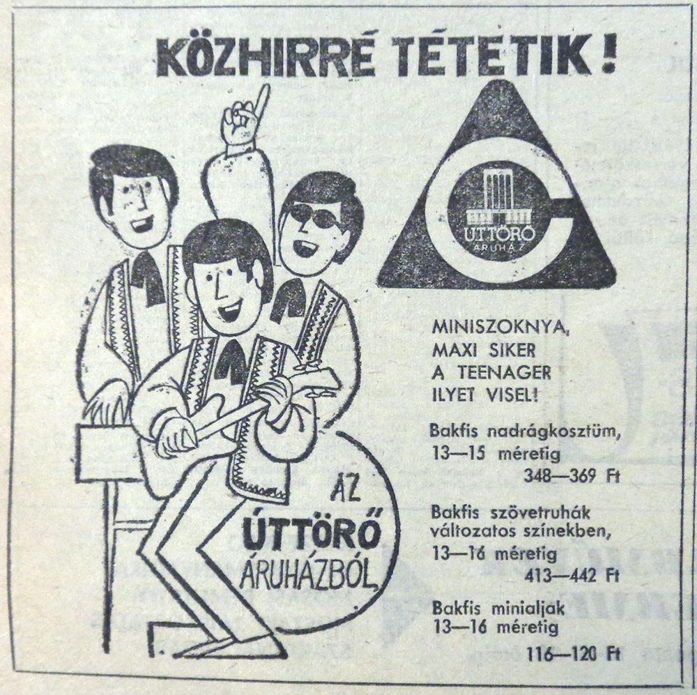 UttoroAruhaz-196810-NepszabadsagHirdetes