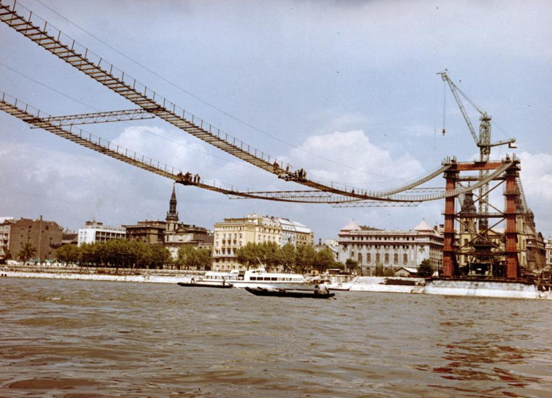 ErzsebetHid-1964Korul-fortepan.hu-151467