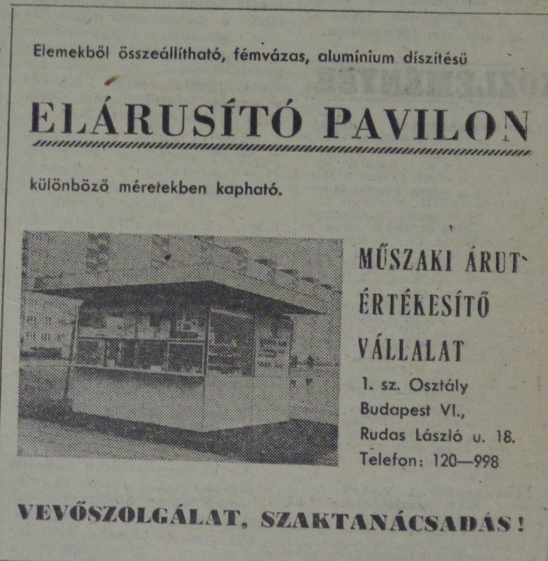 fovarosi.blog.hu: ElarusitoPavilon-196903-NepszabadsagHirdetes - indafoto.hu