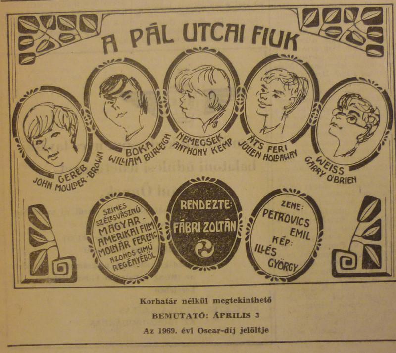 fovarosi.blog.hu: PalUtcaiFiuk-19690327-MagyarNemzet - indafoto.hu