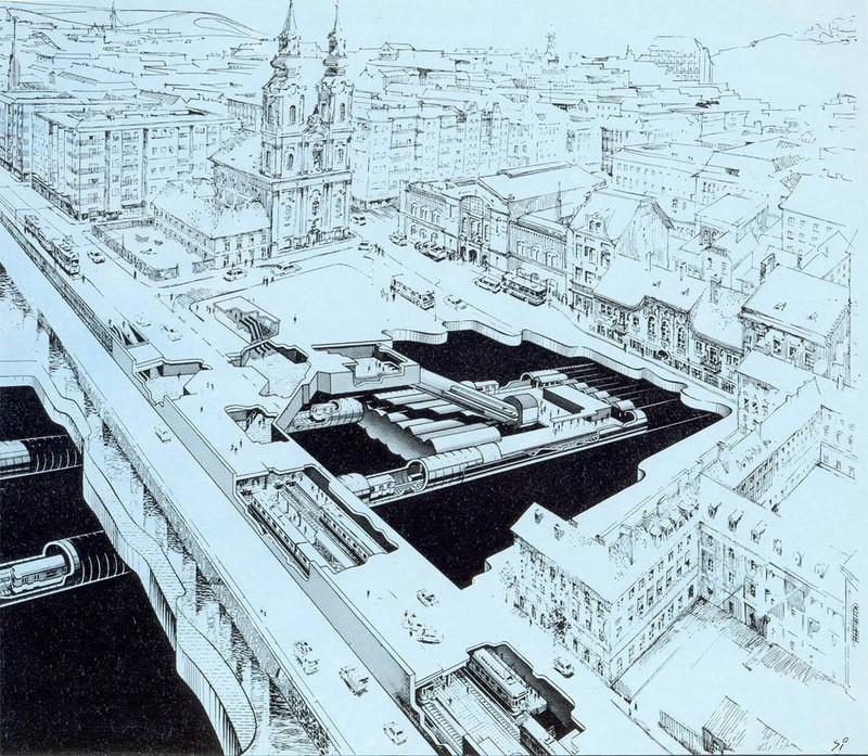 fovarosi.blog.hu: Metro2-BatthyanyTer-Rajz - indafoto.hu