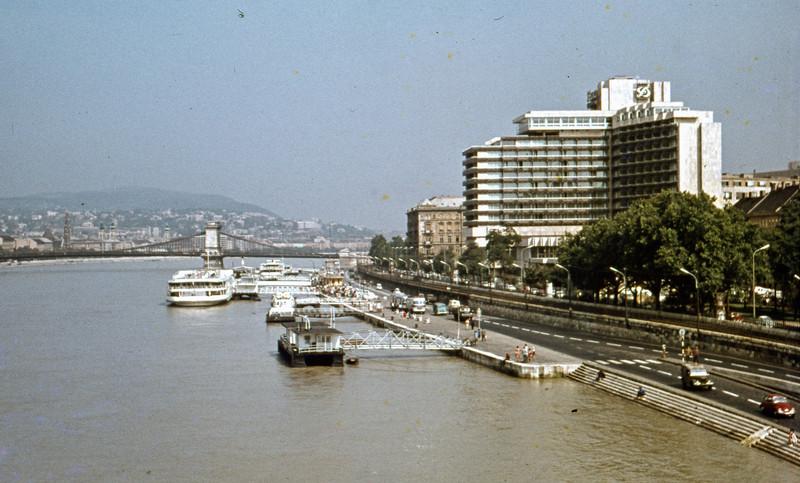 fovarosi.blog.hu: Intercontinental-Marriott-1970esEvek-fortepan.hu-70020 - indafoto.hu