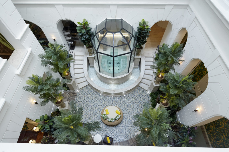 The Secret Garden Day Spa. Fotó: Mystery Hotel Budapest