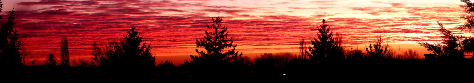 Hajnali égbolt