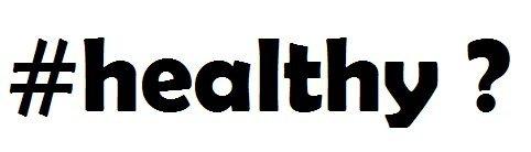 hashtaghealthy