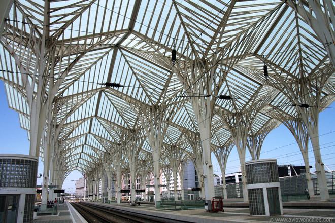 liszbon orient állomás