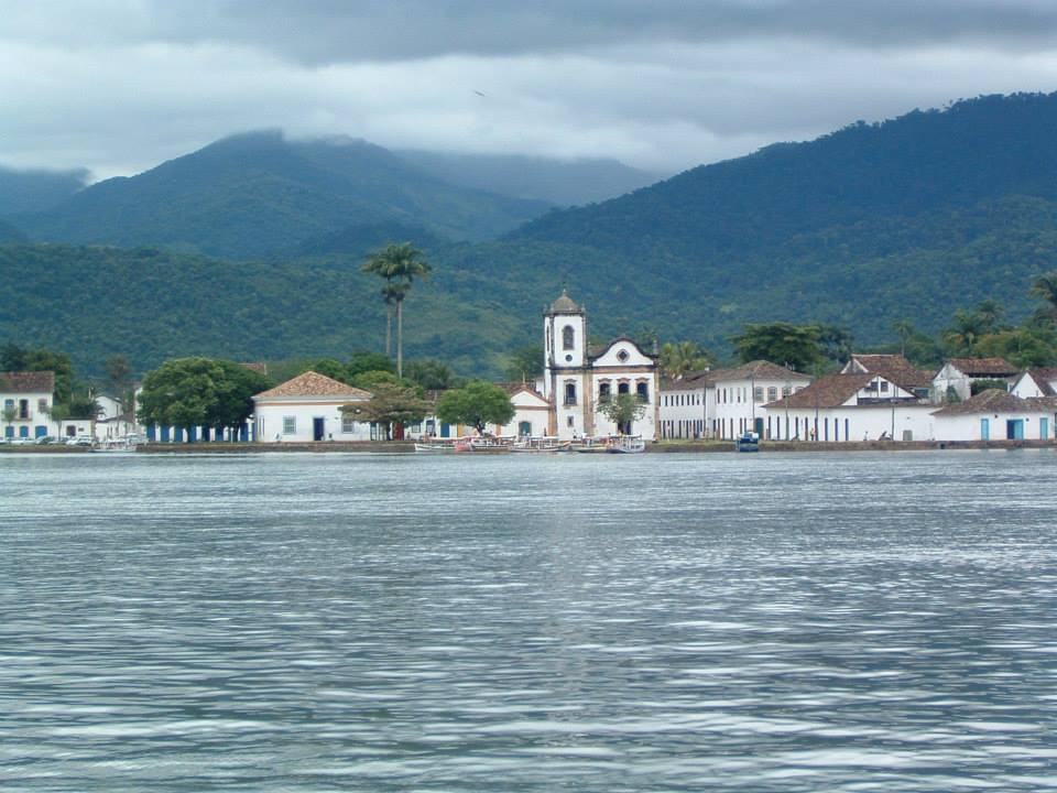 Paraty2 waterfront