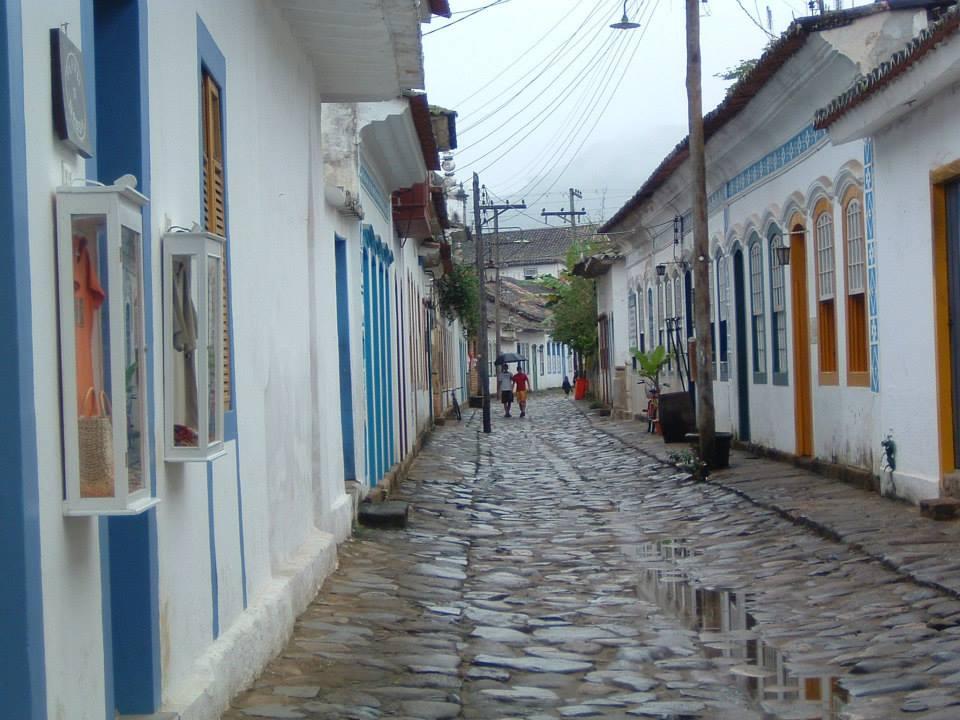 Paraty3 village