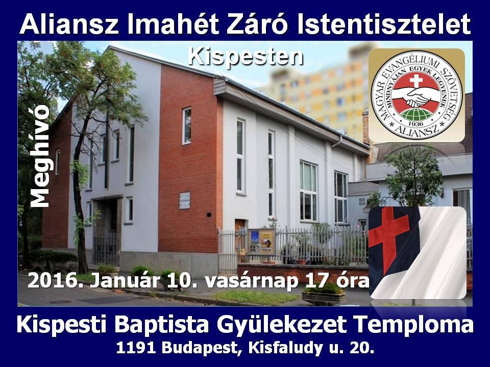 Mészáros Kálmán: Aliansz Kispest 2016 - indafoto.hu
