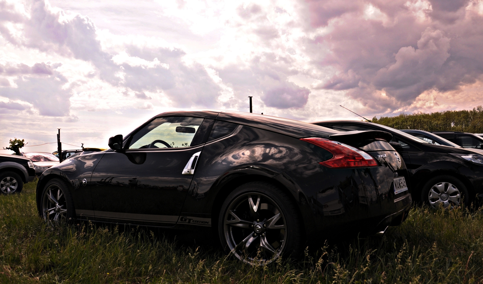 Tom01: Nissan 370Z GT Edition