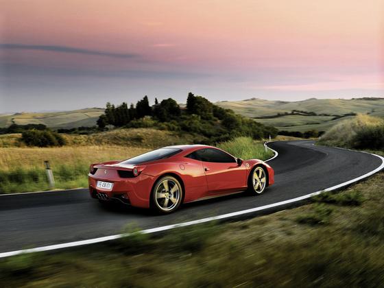 Ferrari-458 Italia 2011 85