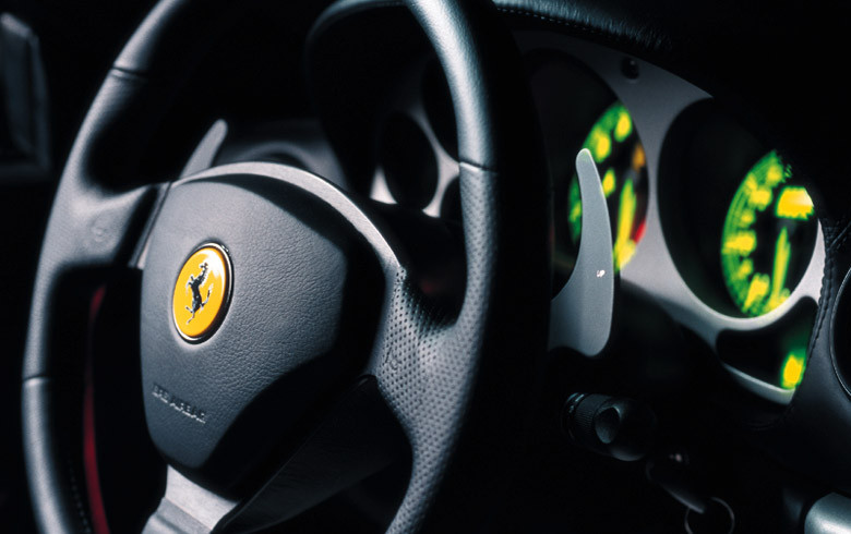 Ferrariszubjektiv.blog.hu 360 steeringwheel